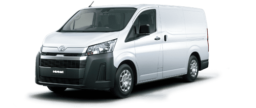 Toyota Hiace Commercial 2019