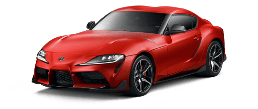 Toyota Supra  Prominence Red 2020
